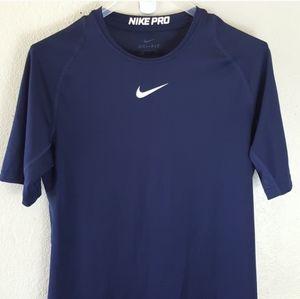 Nike Pro XL Running shirt EUC
